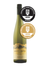 Riesling 2019 - CWA 2019 Gold Medal Winner
